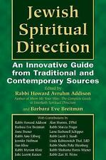 Jewish Spiritual Direction: An Innovative Guide from Traditional and Contempora