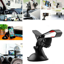Hot Universal Car Windshield Mount Holder For iPhone 5S 5G 4S iPod GPS Holders