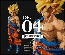 DRAGON BALL Z SUPER MASTER STARS PIECE GOKU 1.5 TWO DIMENSIONS FIGURE PRE-ORDER
