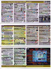 CheatSheet Canon G16 Laminated Mini Manual - Put one in your camera bag today!