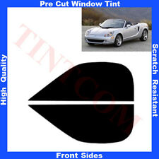 Pre Cut Window Tint Toyota MR2 Spyder 2D Cabrio 2003-2005 Front Sides Any Shade