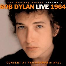 BOB DYLAN - LIVE 1964 THE BOOTLEG SERIES VOL.6 - 2CD NEW SEALED 2010