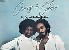 CELIA CRUZ WILLIE COLON LP Salsa USA 1977 Only they could have made this album