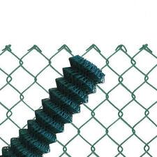 50m Maschendrahtzaun grün 60x2,8x2000 Viereckgeflecht Maschinengeflecht  Zaun