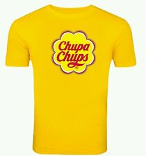 Chupa Chups Candy TShirt All Colours & Sizes Retro Style New Peanut Lolly