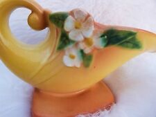 ROSEVILLE JARDINIER MOCK ORANGE VINTAGE ROSEVILLE VASE