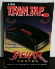 NEW WITH BOX  Team Tap Multi 4 Player adapter for Atari Jaguar 64 System