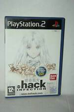 DOT HACK INFECTION PART 1 USATO OTTIMO STATO PS2 VERSIONE ITALIANA PAL RS2 40940