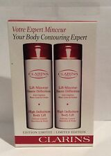 Clarins High Definition Body Lift Duo 2x 200ml BNIB.
