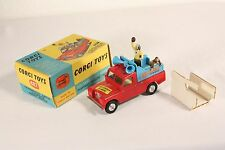 Corgi Toys 487, Chipperfields Landrover Parade Vehicle, Mint in Box #ab560