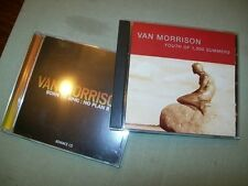 Van Morrison        PROMO CD LOT       Youth of 1,000 Summers  --  Born to Sing