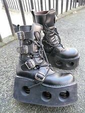 New Rock Spring Boots, Size 5
