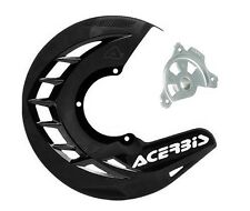 ACERBIS X-BRAKE FRONT BRAKE DISC GUARD COVER MOUNTING KIT KTM 500 500F 530 EXC