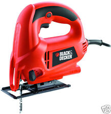 BLACK & DECKER KS-700PE PENDULUM JIGSAW 60MM 480W `