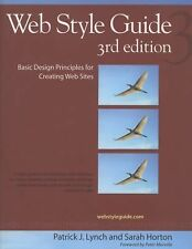Web Style Guide, 3rd Edition : Basic Design Principles for Cre (FREE 2DAY SHIP)