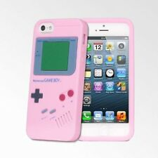 Gameboy Soft Rubber Silicone Case Cover Skin For Apple iphone 4 4S phone case