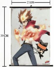 Japan Anime katekyo hitman reborn home decor Wall Scroll Poster 449