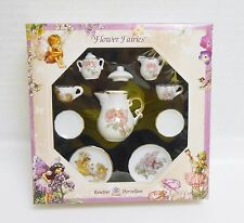 FLOWER FAIRIES Reutter Porzellan Mini Tea Set 10-Pieces Germany