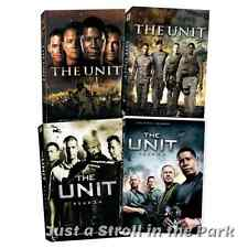 The Unit: Complete TV Series Seasons 1 2 3 4 DVD Boxed Sets Collection Brand NEW
