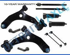 Brand New 10pc Complete Front Suspension Kit for 2007-2009 Mazda 3 - TURBO ONLY
