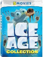 Ice Age 5-Movie Collection DVD