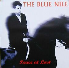 THE BLUE NILE POSTER, PEACE AT LAST (SQ41)
