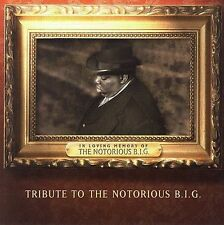 Tribute to the Notorious B.I.G. by Various Artists (CD, 2005, Puff Daddy) NEW