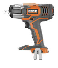 "NEW RIDGID R86010B X4 1/2"" 18V Lithium Ion Cordless Impact Wrench Driver"
