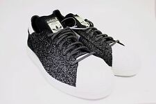 adidas Originals Men's Superstar 80S PK ASG Shoe Black/White Glow In The Dark 11