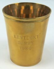 """Kentucky Derby 1984 'Swale' Mint Julep Cup"""