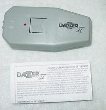 NEW DAZER II ULTRASONIC DOG DETERRENT REPELLER