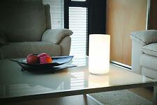 Müller-Licht Tischleuchte RGB+ warmweiß + Farbwechsel DIMMBAR über Fernbedienung