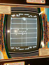 ATARI FOOTBALL screen printed bleacher bezel  EXCLUSIVE!