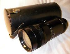 TAIR-33 300mm F4.5 lens telephoto f KIEV-6S -60 Pentacon-six camera ARSENAL 1974