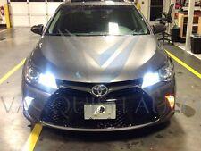 HB3 9005 68-SMD White LED Drl Daytime Running Lights For 2015+ Toyota Camry