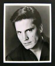 VINTAGE JOE DALLESANDRO ORIGINAL PHOTO HEADSHOT 70s ERA GAY INTEREST RARE