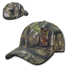 DECKY New Camouflage Hybricam Pre Curved Bill Low Crown Baseball Caps Cap Hats