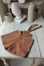 Children's child's  unused French vintage shorts  1960's clothing romper