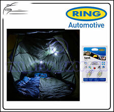 Ring 2 LED 45 Lumens Camping Tent Light Lamp RTL010