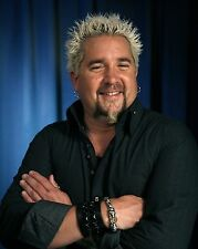 Guy Fieri 8 x 10 GLOSSY Photo Picture