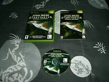 Star Wars: Starfighter Special Edition For Microsoft Xbox