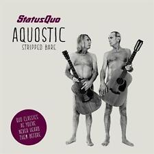 Statu quo-aquostic (stripped Bare) - CD NEUF