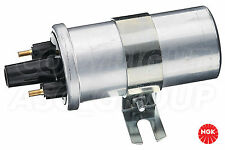 Nouvelle ngk bobine d'allumage pour land rover land rover 109 série 3 2.3 2 1/4 1972-83