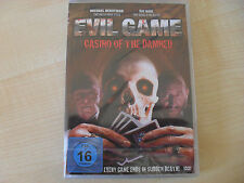 Evil Game - Casiono of the dammed / Michael Berryman ( The Hills have eyes ) DVD