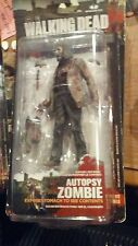 The Walking Dead TV Series 3 Autopsy Zombie. Figure McFarlane
