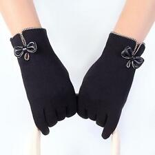 Womens Ladies Fashion Touch Screen Winter Outdoor Sport Warm Wrist Gloves Nice