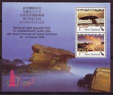 NUOVA Zelanda 2005 Taipei 2005 TIMBRO ESPOSIZIONE unmounted Nuovo di zecca, Gomma integra, non linguellato