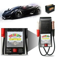 6-12V Automotive Battery Tester Load Charging Voltage Car Vehicle Starter Motor