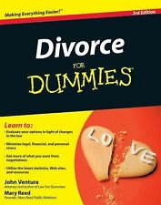 Divorce For Dummies (For Dummies (Psychology & Self Help))-ExLibrary