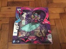 NUOVO CON SCATOLA My Little Pony Equestria Girls Midnight Sparkle Friendship Games doll